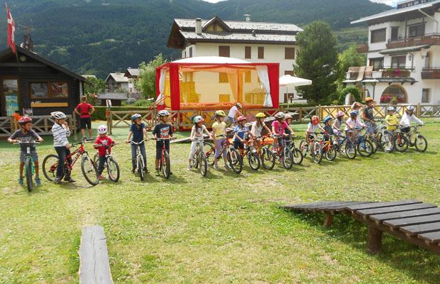 bike park - Bormio