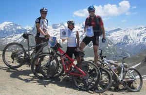 mountain bike Steppo Bormiio