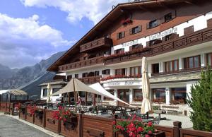 Hotel Vallechiara a Bormio - località Ciuk