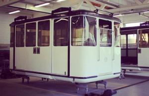 funivia bormio 2000 -cabina nuova