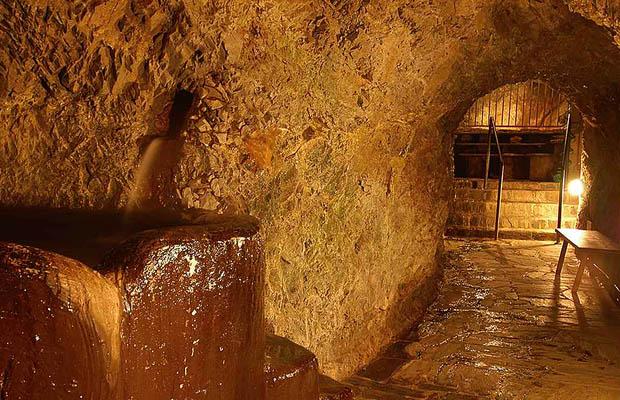 grotta sudatoria terme bagni vecchi bormio