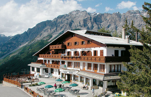 Hotel Vallechiara Bormio Estate