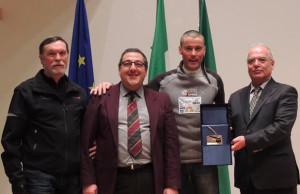 Marco Confortola Premio Gianni Brera 2013