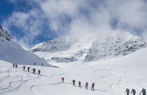 25° raduno internazionale sci alpinismo e ciaspole Ortles - Cevedale