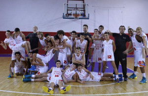 Armani Junior Milano campione Finali nazionali U14 FIP