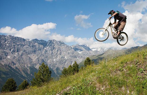 downhill bormio bike 2014