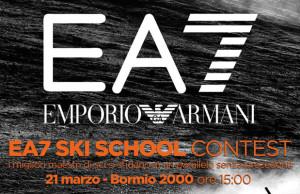ski area bormio EA7 evento