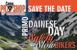 Dainese Day Safety Slow Bikers_bormio