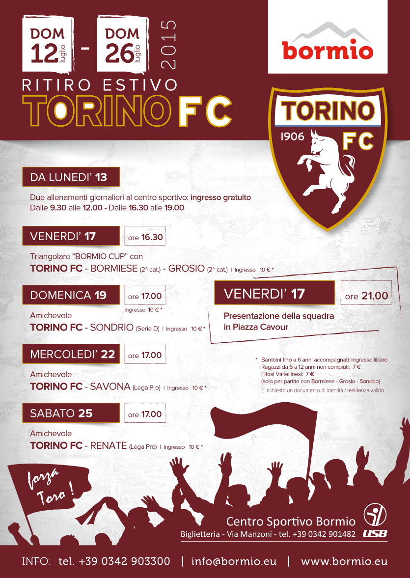 Torino Calcio Bormio