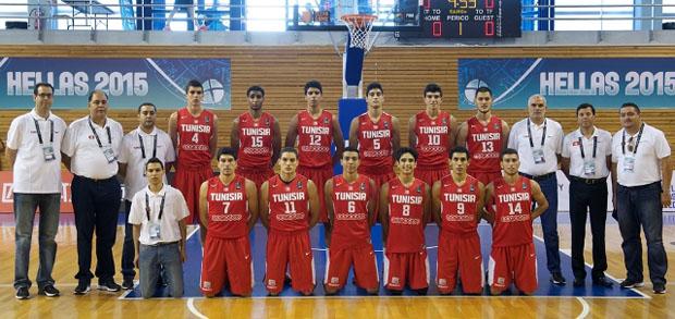 nazionale tunisina basket a bormio