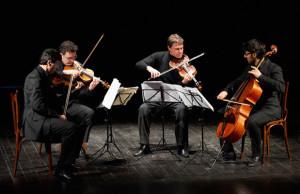 musica a Bormio quartetto prometeo