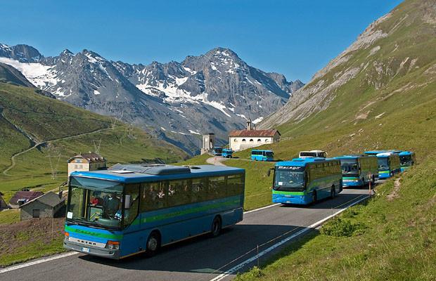 Perego autobus Bormio