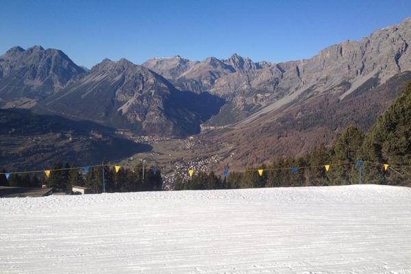 Impianti di sci a Bormio