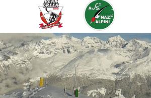 alpiniadi e peak to creek a Bormio