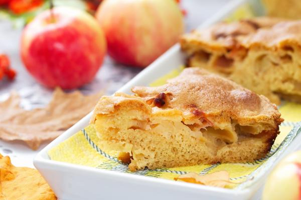 Torta di mele della Valtellina
