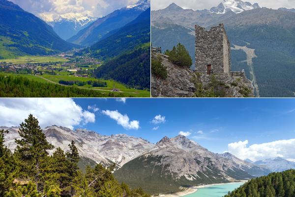 Bormio e Alta Valtellina