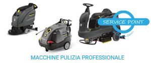 Macchine per la pulizia professionale a Milano