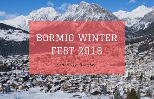 Bormio Winter Fest 2016