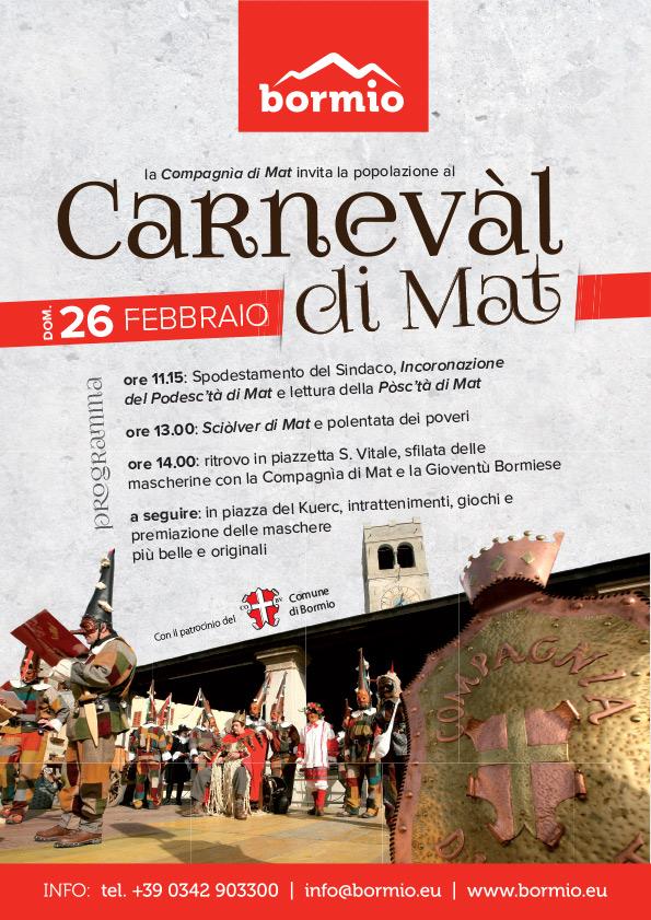 Carneval di mat 2017
