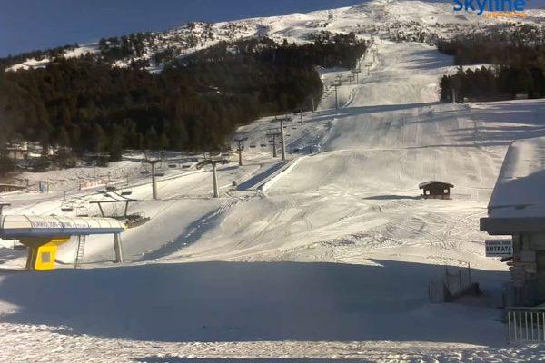 Bormio piste sci
